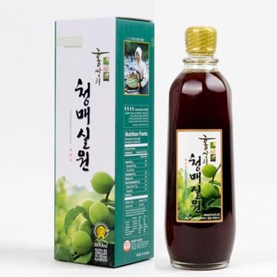 홍쌍리 유기농매실 매실청 600ml