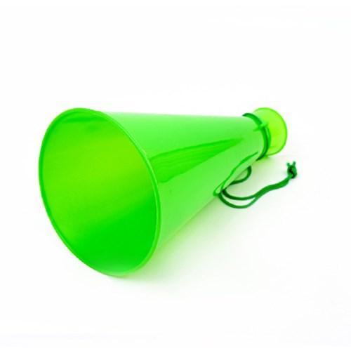 응원용 메가폰 소 (그린)