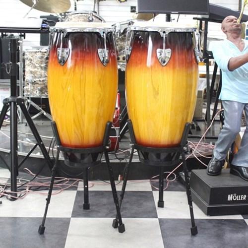 퍼쿠션  콩가풀세트 드럼 디젬베 팀발레스 뮐러악기_(1351370)