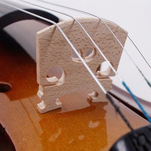 바이올린 브릿지 전사이즈 튜닝 현악기 악세서리