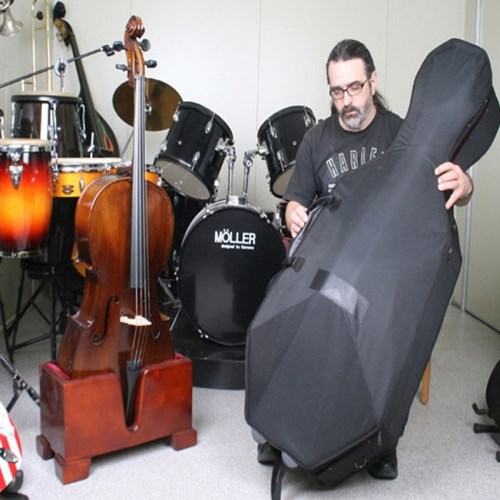 첼로하드폼케이스 바퀴장착 cello hard case 뮐러악기_(1351679)