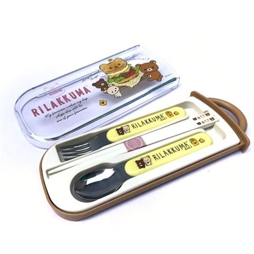 피크닉 휴대용 리락쿠마수저세트(700597)