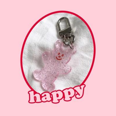 [뮤즈무드] happy key ring (키링)