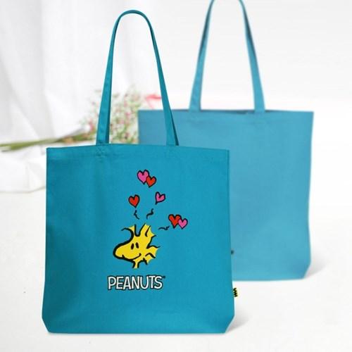 [Peanuts Bag&Acc]우드스탁 자수에코백(Woodstock Echo_(1732531)