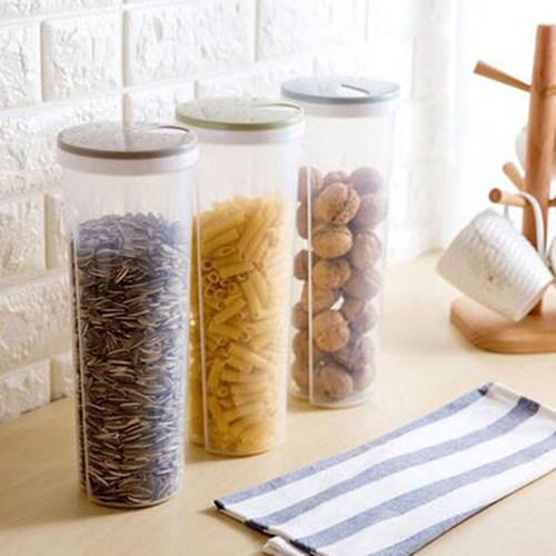 주방다용도보관통(컬러선택) / 주방 다용도 쌀 잡곡 파스타 소면