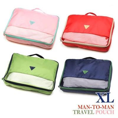 신지가토 맨투맨 트레블 파우치 XL