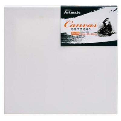 모양캔버스 정사각형 왁구 30×30cm 3개세트