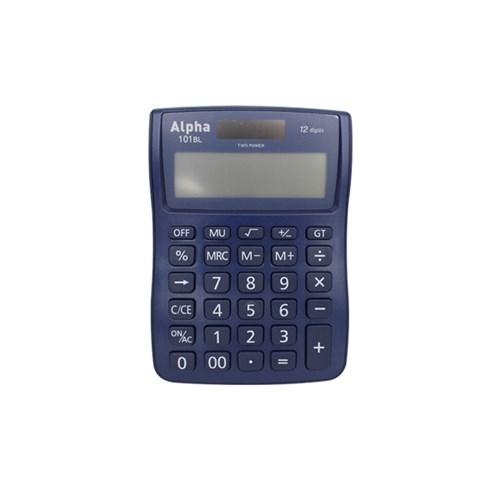 아스트 계산기 IC-101(신) 블루