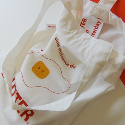 eggg butter sandwich bag