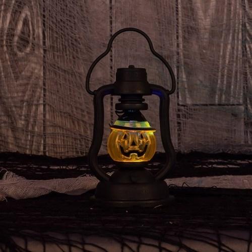 LED 점등 할로윈 양면랜턴 [호박]_(11785531)