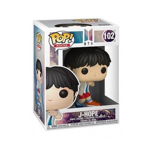 [BTS 피규어] Funko Pop! Rocks : BTS - J-Hope (제이홉)