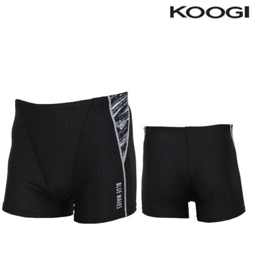 KM-M481 쿠기 남성인 3부 실내수영복_(13530170)
