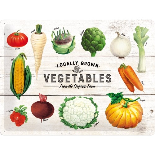 노스텔직아트[23225] Vegetables