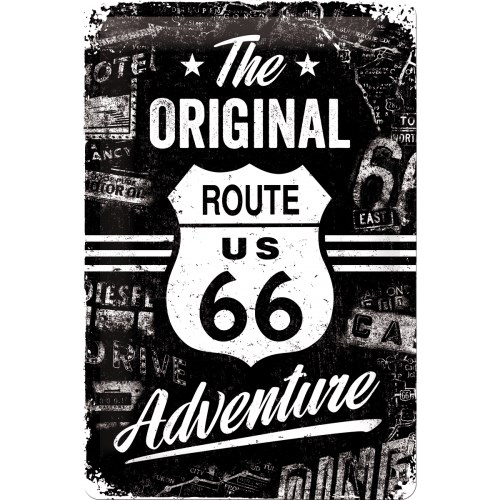 노스텔직아트[22224] Route 66 The Original Adventure