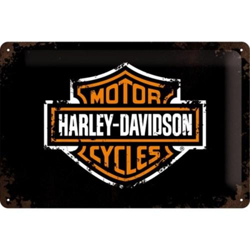 노스텔직아트[22138] Harley-Davidson Paint Logo