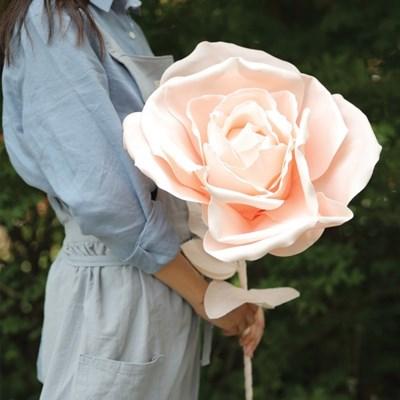 그레이트 로즈 한송이-꽃다발선물,장미꽃,장미선물_(100810836)