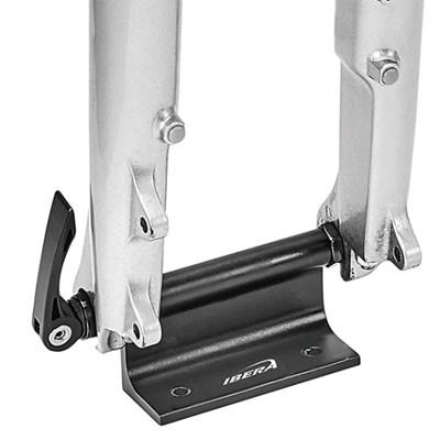 자전거 여행 운반용 프론트 포크 보호 QR 프로텍터 보호대
