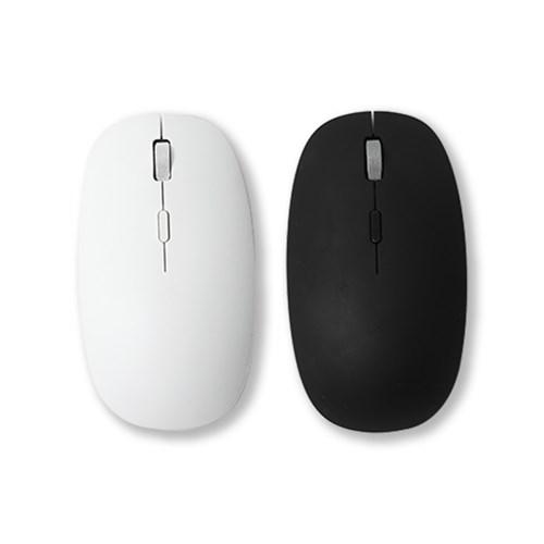 파우트 무선충전/USB충전식 무소음 무선 마우스 HANDS4
