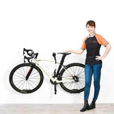 아이베라 벽면 고정 자전거 실내 거치대 스텐드
