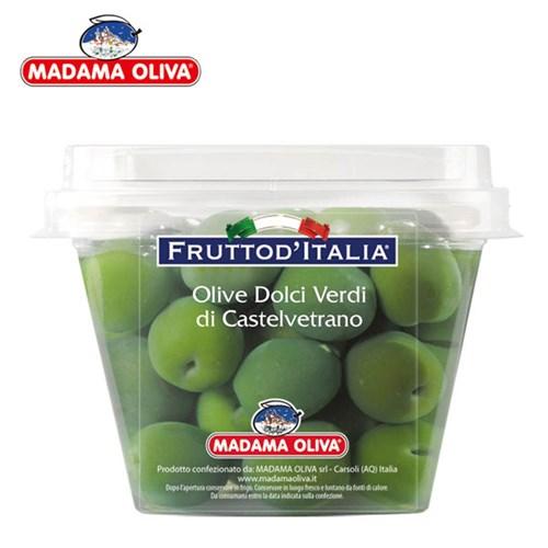 [마다마 올리바] 냉장 그린카스텔베트라노 480g_(668417)