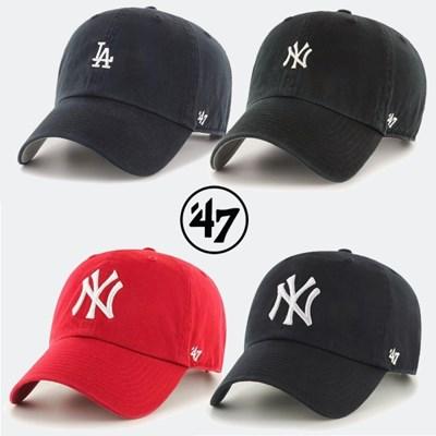 47브랜드 LA/ NY 클린업 모자