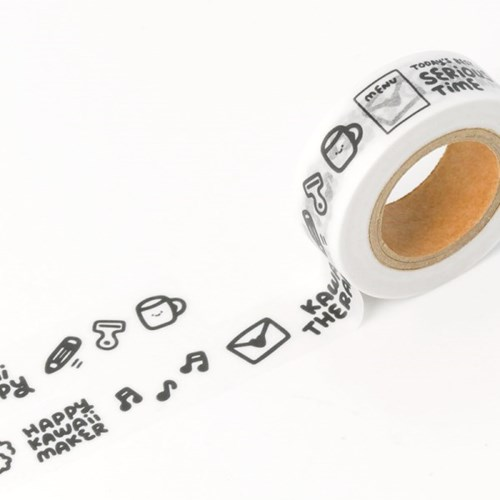 KAWAII THERAPY masking tape
