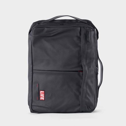 LIFEx3WAY BACKPACK RUGGED 15inch_BLACK