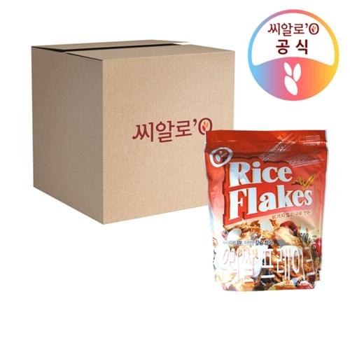 씨알로 우리쌀 프레이크 대용량(1.5kg) 1BOX_(1500170)