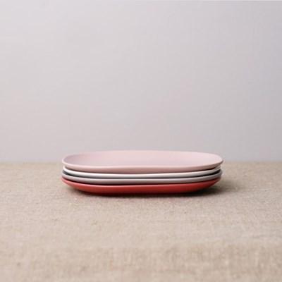[보울보울] 레트로라인 디너플레이트-M(4color)_(6849658)