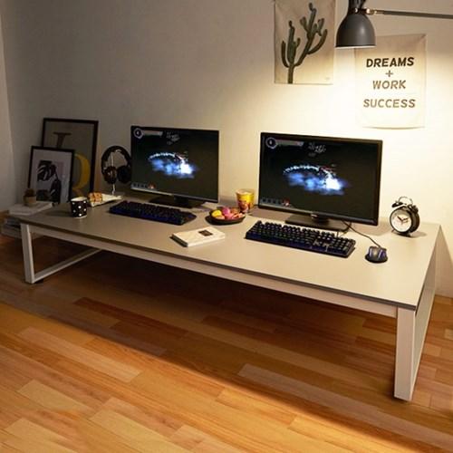 [e스마트] 좌식 2인용컴퓨터책상 1800x800_(11794563)