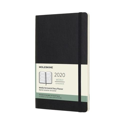 2020위클리(가로형)/블랙 소프트 L
