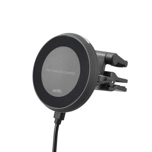엑토 차량용 마그네틱 송풍구 고속 무선충전기 MTA-21