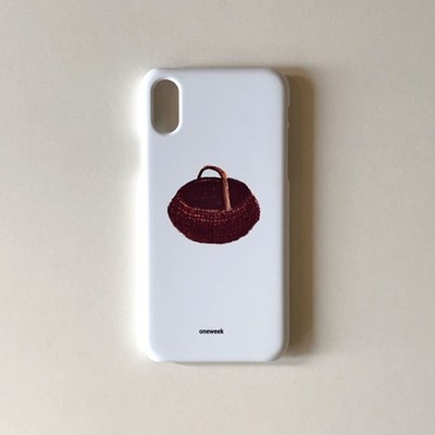 Basket iphone case