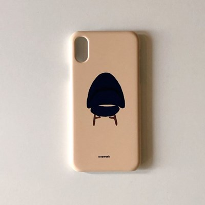 Fabric sofa iphone case