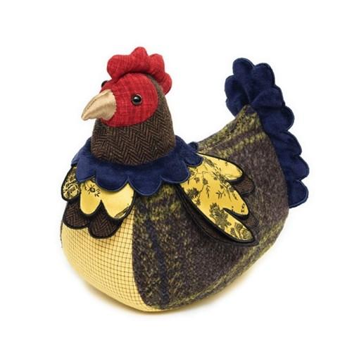 도라디자인 닭 도어스토퍼