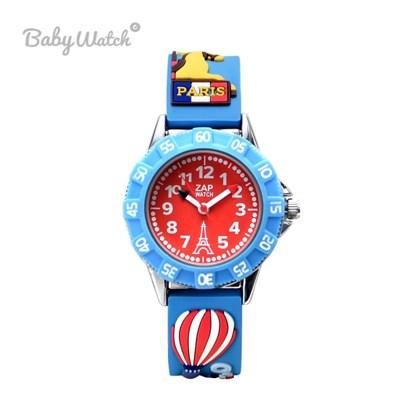 [Babywatch] 손목시계 - ZAP Bonjour Paris Blue (봉쥬르 파리 블루)