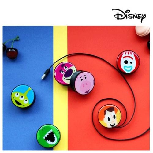 디즈니 토이스토리 팝 존 USB 릴케이블
