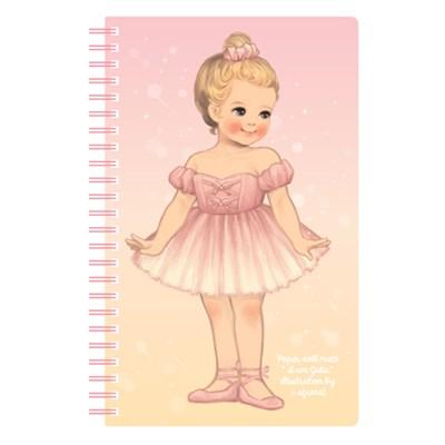 paper doll mate spring note/ ver.5_Julie