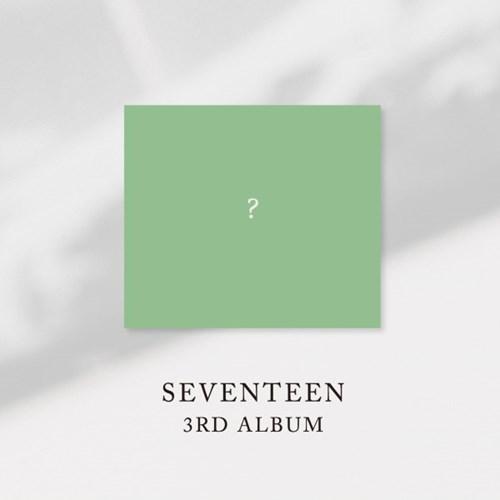Ver3/포스터/ 세븐틴 - 정규 3집 앨범 SEVENTEEN 3RD ALBUM