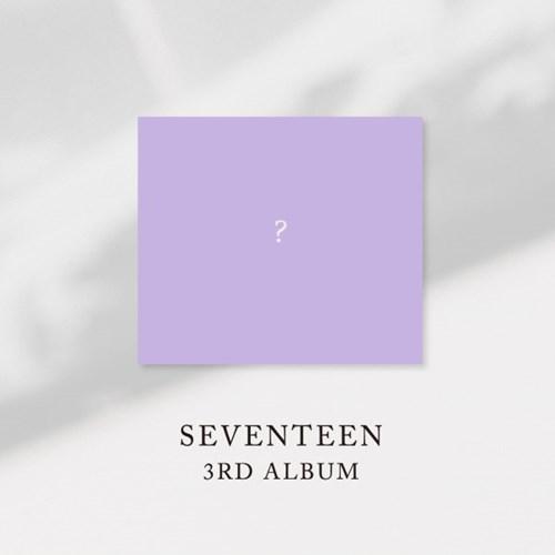 Ver4/포스터/ 세븐틴 - 정규 3집 앨범 SEVENTEEN 3RD ALBUM