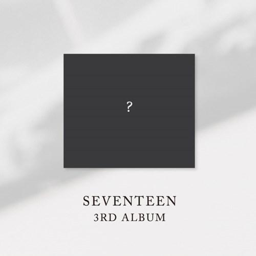 Ver5/포스터/ 세븐틴 - 정규 3집 앨범 SEVENTEEN 3RD ALBUM