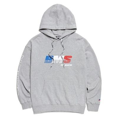 [BMS] 비엠에스 프랑스 공용 NATION 후드티셔츠 (GEZ2380_32)
