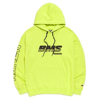 [BMS] 비엠에스 프랑스 공용 NATION 후드티셔츠 (GEZ2380_63)
