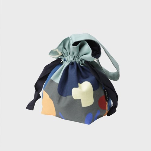 Daily objects mini string bag