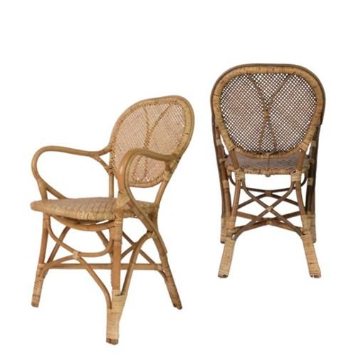 ielko rattan arm chair(이엘코 라탄 암체어)