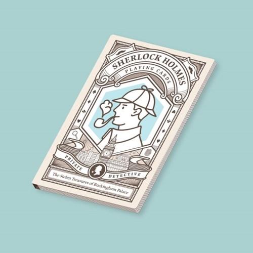 셜록홈즈 엽서북