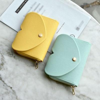 Lovely Heart Wallet