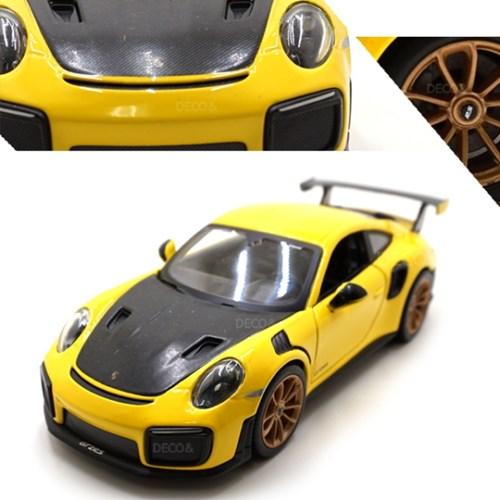 1:24 마이스토 포르쉐 911 GT2 RS 미니카