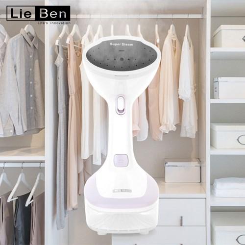 리벤(LIEBEN) 퀵스타트 터보스팀 핸디형 스팀다리미 LSI-1400