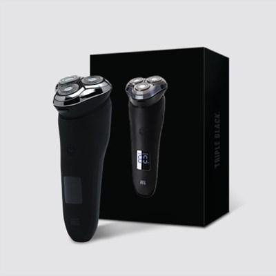 [트리플블랙] 프리미엄 전기면도기 X7